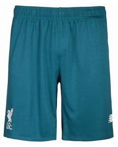 Liverpool Kids Away Goalkeeper Shorts 2015 - 2016