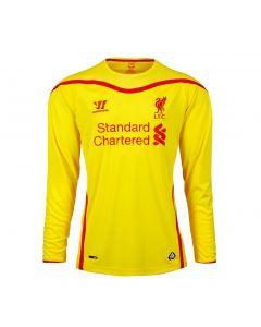 Liverpool Kids (Boys Youth) Long Sleeve Away Jersey 2014 – 2015