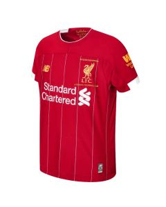 Liverpool junior Premier League champions home jersey 2019/20