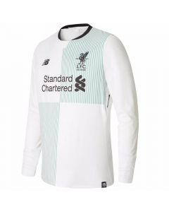 Liverpool Kids Long-Sleeve Away Shirt 2017/18
