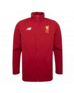 Liverpool Kids Motion Rain Jacket 2017/18 (Red)