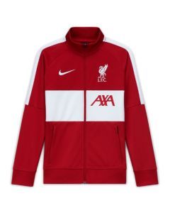 Liverpool youth Nike track jacket 2020/21 (Red)