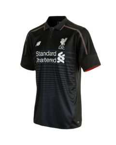 Liverpool Kids Third Jersey 15/16