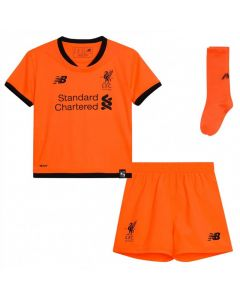 Liverpool Kids Third Kit 2017/18