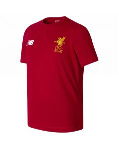 Liverpool Kids Elite Training T-shirt 2017/18 (Red)