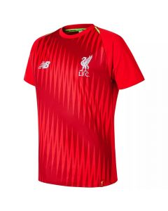 Liverpool New Balance Red Match Training Jersey 2018/19 (Kids)