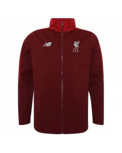 Liverpool New Balance Red Precision Rain Jacket 2018/19 (Kids)