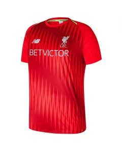 Liverpool New Balance Red Match Training Jersey 2018/19 (Adults)