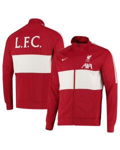 Liverpool 20/21 red track jacket