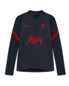 Liverpool 2020/21 strike drill top (Dark grey)