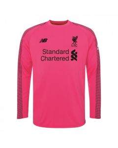 Liverpool New Balance Third Goalkeeper Shirt 2018/19 (Kids)