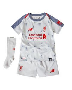 Liverpool New Balance Third Kit 2018/19 (Kids)