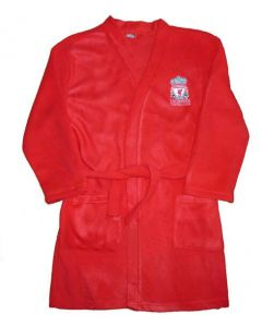 Liverpool Boys Dressing Gown