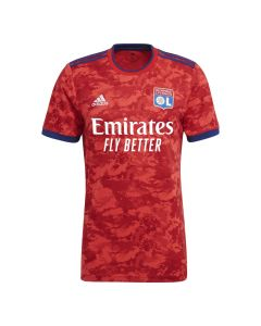 Olympique Lyonnais Away Shirt 2021/22