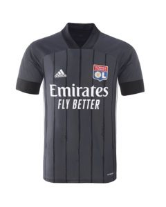 Lyon 20/21 away shirt