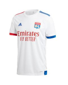 Lyon 20/21 home shirt