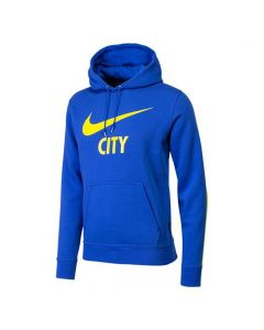 Manchester City Blue Hoodie 2014/15