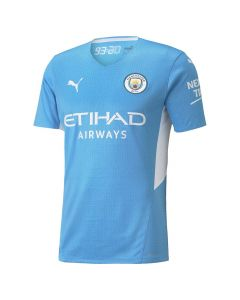 Manchester City Authentic Home Shirt 2021/22