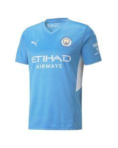 Manchester City Kids Home Shirt 2021/22