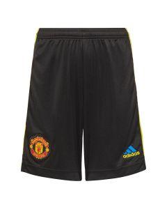 Manchester United Kids Third Shorts 2021/22