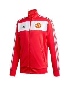 Manchester United 3-stripe tracksuit jacket 20/21
