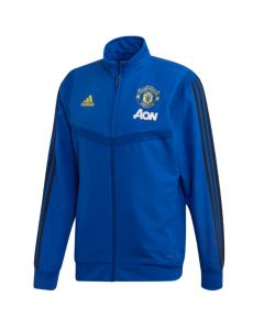 Man Utd blue presentation jacket 2019/20
