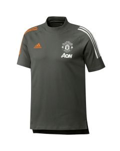 Manchester United 20/21 green t-shirt
