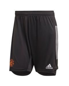 Man Utd 20/21 green training shorts