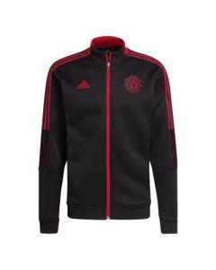 Manchester United Kids Black Anthem Jacket 2021/22