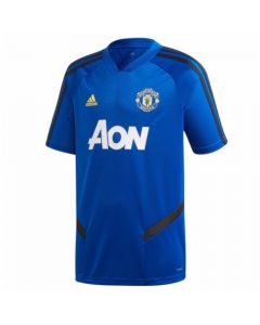 Man Utd kids blue training jersey 19/20