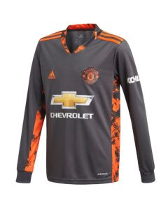 Man Utd 20/21 kids home goalkeeper jersey