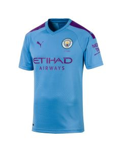 Manchester City Authentic Home Shirt 2019/20