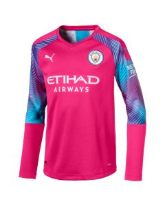 Manchester City Kids Away Goalkeeper Shirt 2019/20