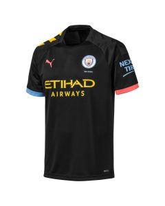 Manchester City Kids Away Shirt 2019/20