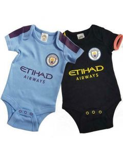 Manchester City Baby Bodysuits 2019/20