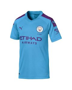 Manchester City Kids Home Shirt 2019/20