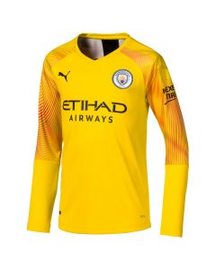Manchester City Kids Third Goalkeeper Shirt 2019/20