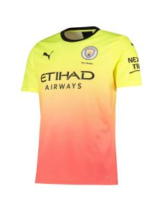 Manchester City Third Football Shirt 2019/20