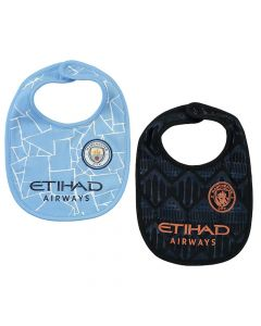 Manchester City Baby Bibs 2020/21