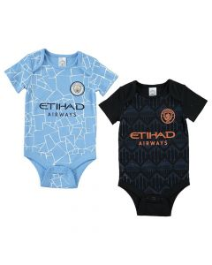 Manchester City Baby Bodysuits 2020/21