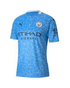 Manchester City Kids Home Shirt 2020/21