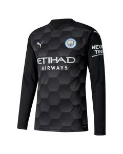 Manchester City Kids Home Goalkeeper Shirt 2020/21