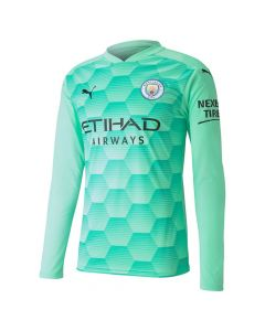 Manchester City Kids Away Goalkeeper Shirt 2020/21