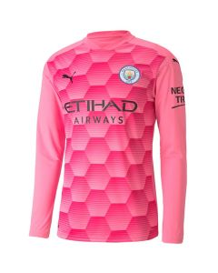 Manchester City Kids Third Goalkeeper Shirt 2020/21