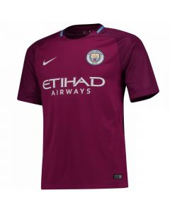 Manchester City Away Shirt 2017/18