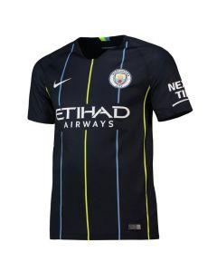 Manchester City Nike Away Shirt 2018/19 (Kids)