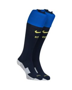 Manchester City Away Socks 2014 - 2015