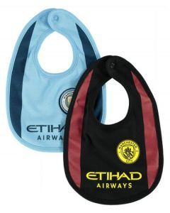 Manchester City Baby Bibs 2016-17
