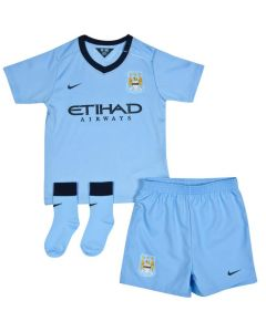 Manchester City Baby (Infant) Home Kit 2014 – 2015