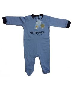Manchester City Baby (Infant) Sleepsuit 2014 - 2015